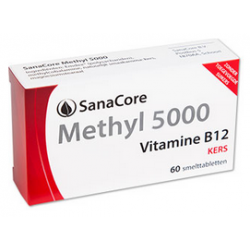 SanaCore Methyl 5000 60 smelttab