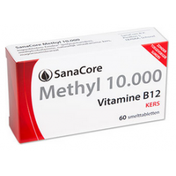 SanaCore Methyl 10.000 60 smelttab