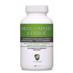 Multi Compleet & Energie 60 vcaps