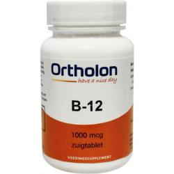 Vitamine B12 1000 mcg sublingual