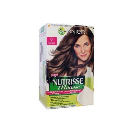 Nutrisse Mousse 6 Blond Fonce