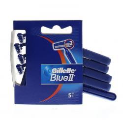Blue II long handle wegwerpmesjes