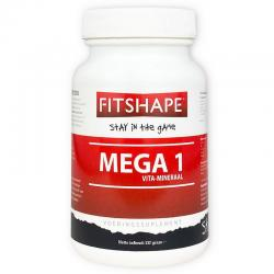 Mega 1 vitaminen/mineralen
