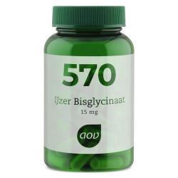 570 IJzer bisglycinaat 15mg