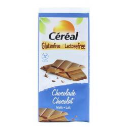 Melkchocolade glutenvrij