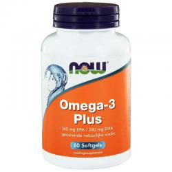 Omega 3 plus (v/h High EPA DHA)