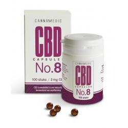 CBD Capsules nr 8 3 mg