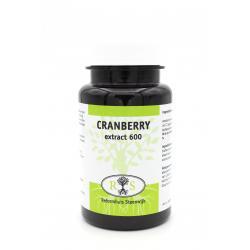 Reformhuis Steenwijk Cranberry extract 600 60 tab