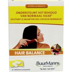 Hair balance