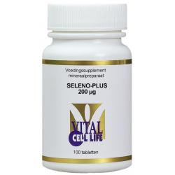 Seleno plus seleniummethionine 200mcg