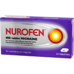 Migraine 400 mg uad