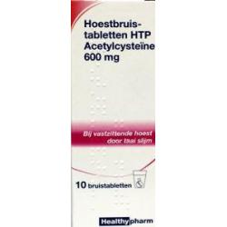 Acetylcysteine 600mg