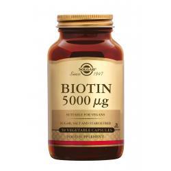 Biotin 5000 µg