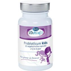 VitaVriendjes Probiotica Kids 2-6 jaar 30 vcaps