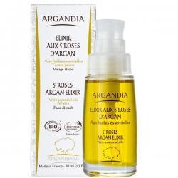 Argan 5 Rozen Elixer 30 ml