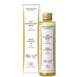 Argan Reinigingsolie Rozen 150 ml