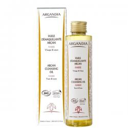 Argan Reinigingsolie Amber150 ml