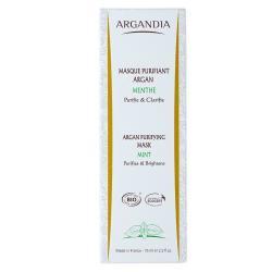 Argan Reinigend Masker Mint 75 ml