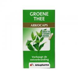 Groene thee + gratis weegschaal Actie