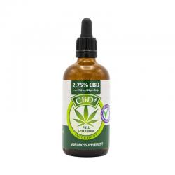 CBD plus olie