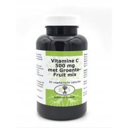 Vitamine C 500 mg 90 vcaps