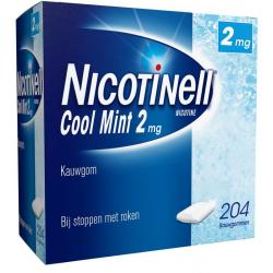 Kauwgom cool mint 2mg