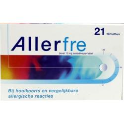 Allerfre 10mg