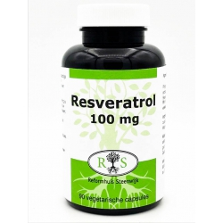 Resveratrol 100 mg 90 caps