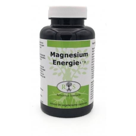 Reformhuis Steenwijk Magnesium Energie 90 vcaps