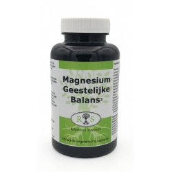 Magnesium Geestelijke Balans 60 vcaps