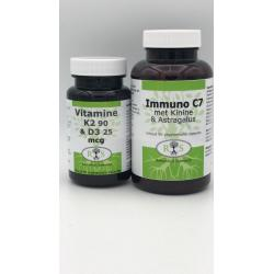 Vitamine K2 + Immuno C7