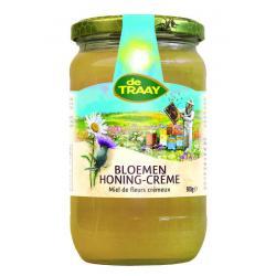 Bloemen honing creme