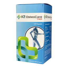 K2 Osteocare Capsules 120 caps