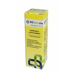 K2 D3 Olie 20 ml