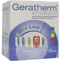 Wristwatch bloeddrukmeter pols kleur